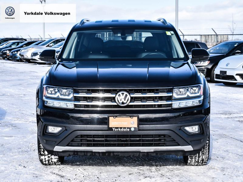 Certified Pre-Owned 2019 Volkswagen Atlas Comfortline 3.6L 8sp at w/Tip 4MOTION