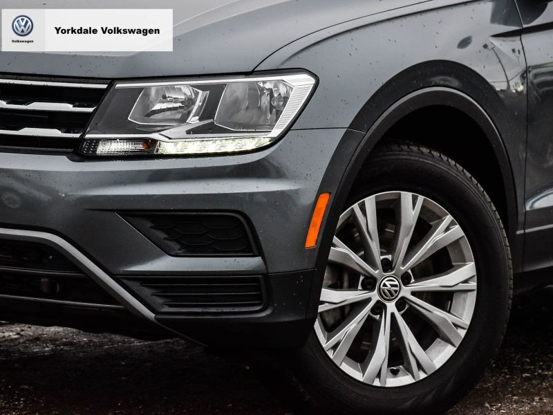 Certified Pre-Owned 2019 Volkswagen Tiguan Trendline 2.0 8sp at w/Tip 4M