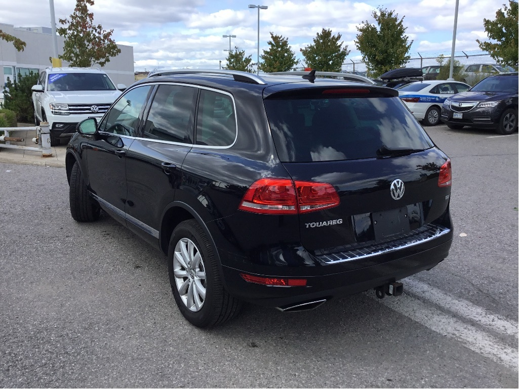 Certified Pre-Owned 2012 Volkswagen Touareg Highline 3.0 TDI 8sp at Tip 4M