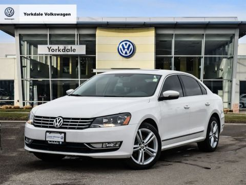 Certified Pre-Owned 2014 Volkswagen Passat Comfortline 2.0 TDI 6sp DSG at w/ Tip