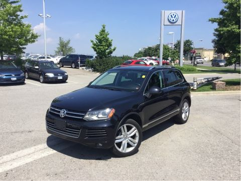 Certified Pre-Owned 2012 Volkswagen Touareg Comfortline 3.0 TDI 8sp at Tip 4M